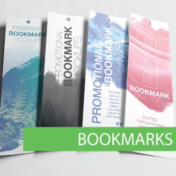 Print - Marketing - Bookmarks 2