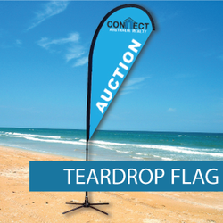 Flags - Teardrop Flags - BM 2