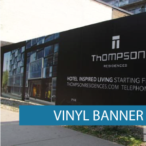 Outdoor Media - Vinyl Banners 8