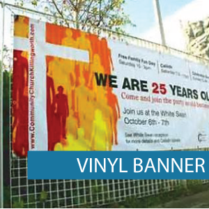 Outdoor Media - Vinyl Banners 4