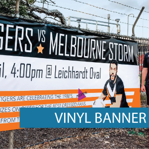 Outdoor Media - Vinyl Banners 5