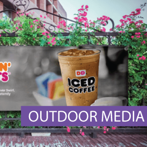 Outdoor Media, Outdoor Banners