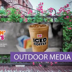 Outdoor Media, Outdoor Banners