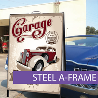 Product Icon - A-Frame - Steel A-Frame -