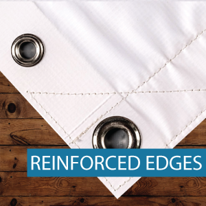 Outdoor Media - Finishing - Reinforced E