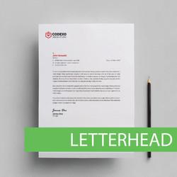 Professional Letterhead