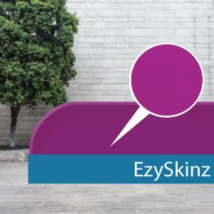 Media Wall - Ezykinz - Fabric
