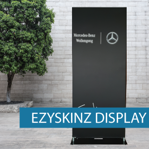 EzySkinz - Displays - Mercedes