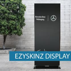 EzySkinz - Displays - Mercedes
