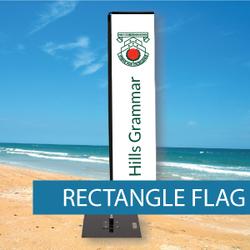 Flags - Rectangle Flags - BM 5