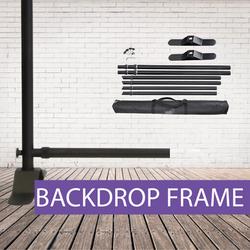 Media Backdrop Package