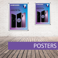 Wall posters samsung