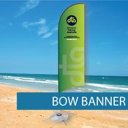 Flags - Bow Banner - BM 2