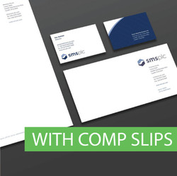 Stationery With Compliment Slips