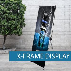 Icon - Portable Displays - X-Frame - BM