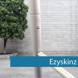 Media Wall - Ezykinz - Frame