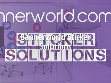 BANNERWORLD STICKERS