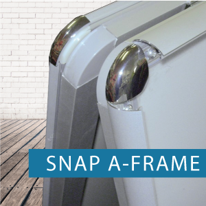 Water base Outdoor Snap A-Frame