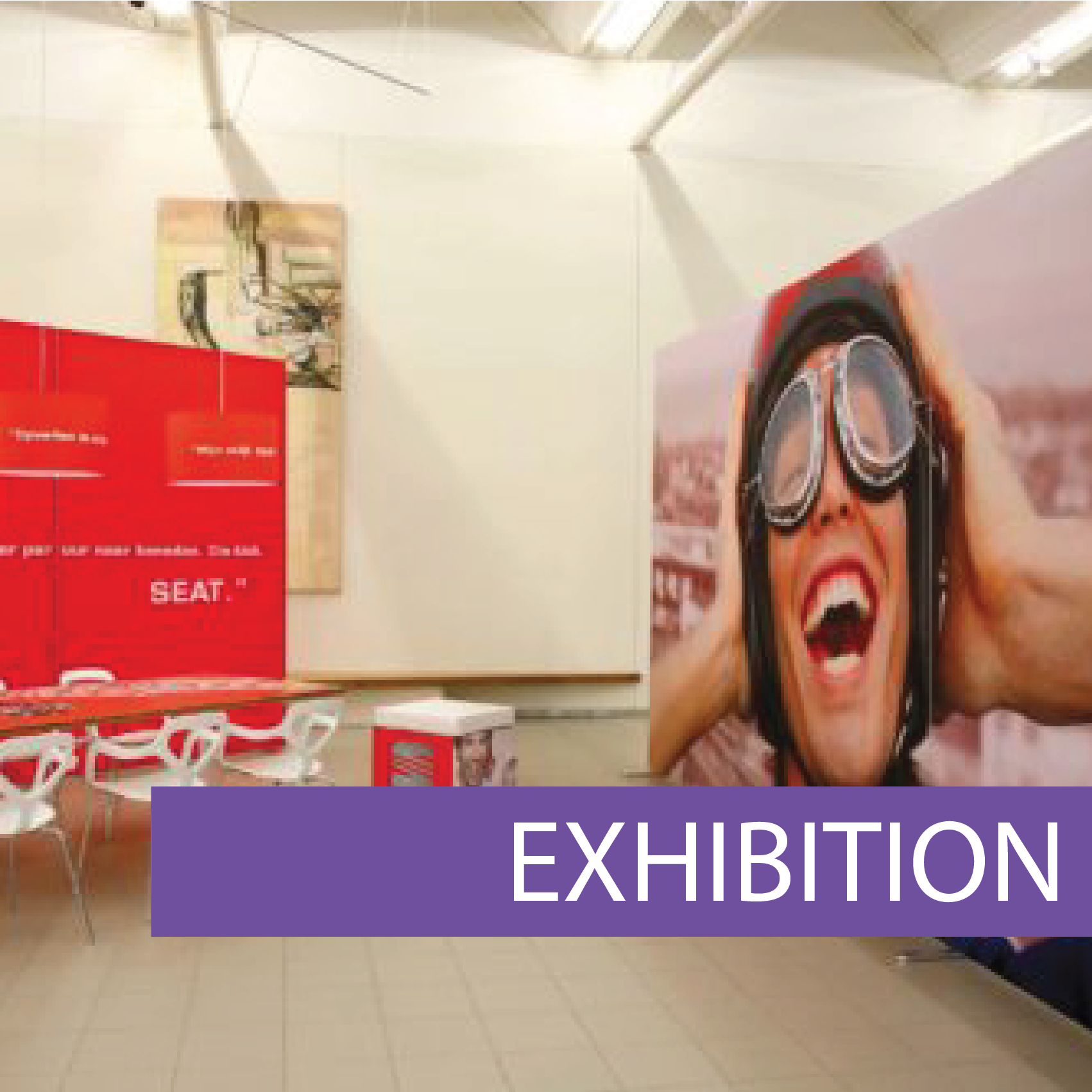 Frameless Exhibition Displays