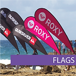 Custom Flags, Promotional Flags