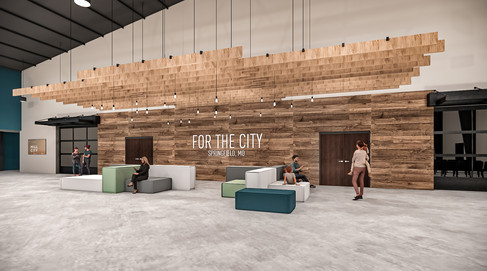 Hill City Church | For the City Center