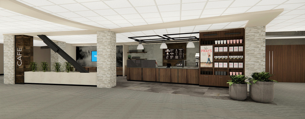 Front Foyer Cafe