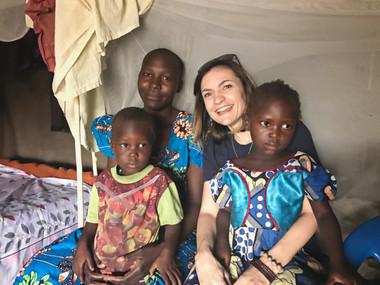 Refugee Camp, Uganda