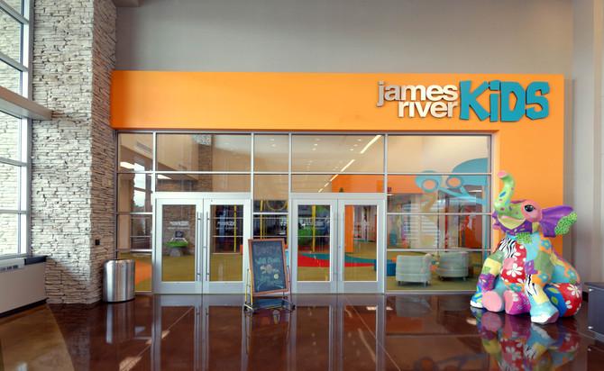 Kids Entrance