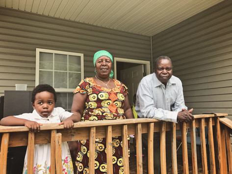 Refugees in Springfield, MO