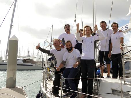 Vuelta al mundo en velero: Cruzando el Estrecho de Gibraltar!!!
