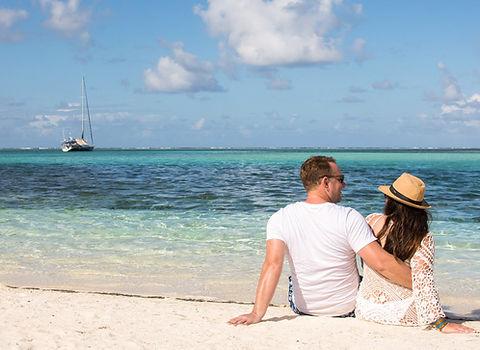Paseo en Cayos Holandeses, Panamá, San Blas islas