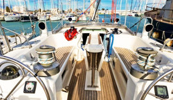 Yatch with all inclusive