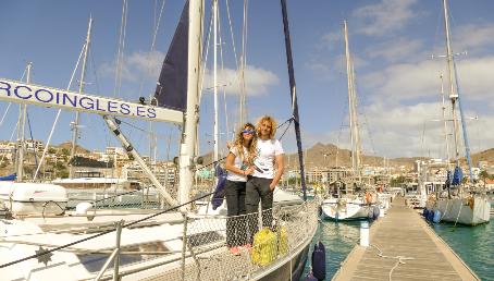Vuelta al mundo en velero: Cabo Verde - Martinica