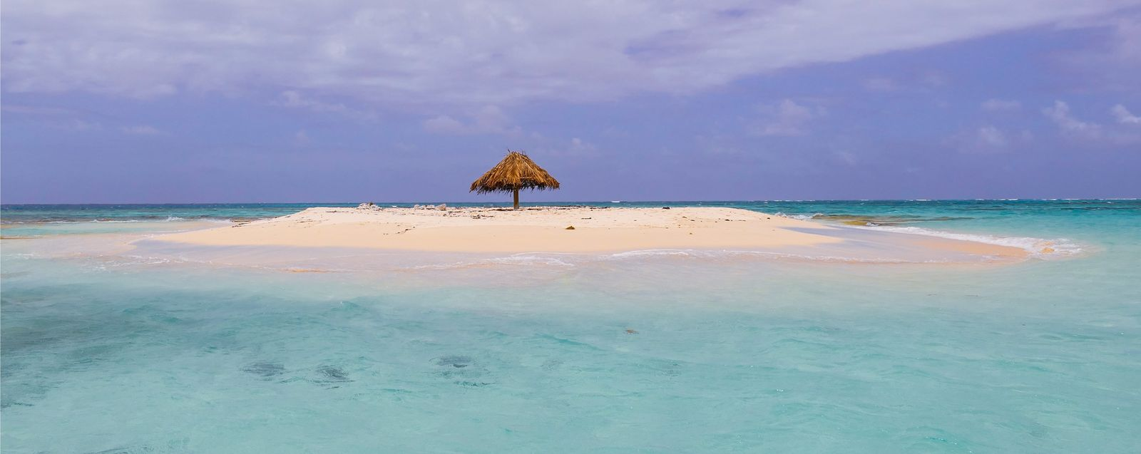 Caribbean Island only by sailboat