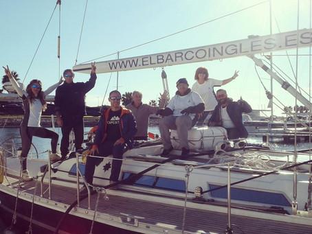 Vuelta al mundo en velero: Valencia - Algeciras!!!