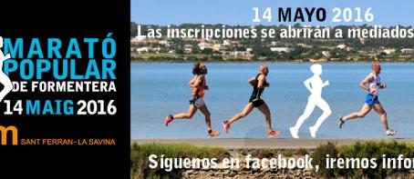 1/2 Maratón y 8km de Formentera