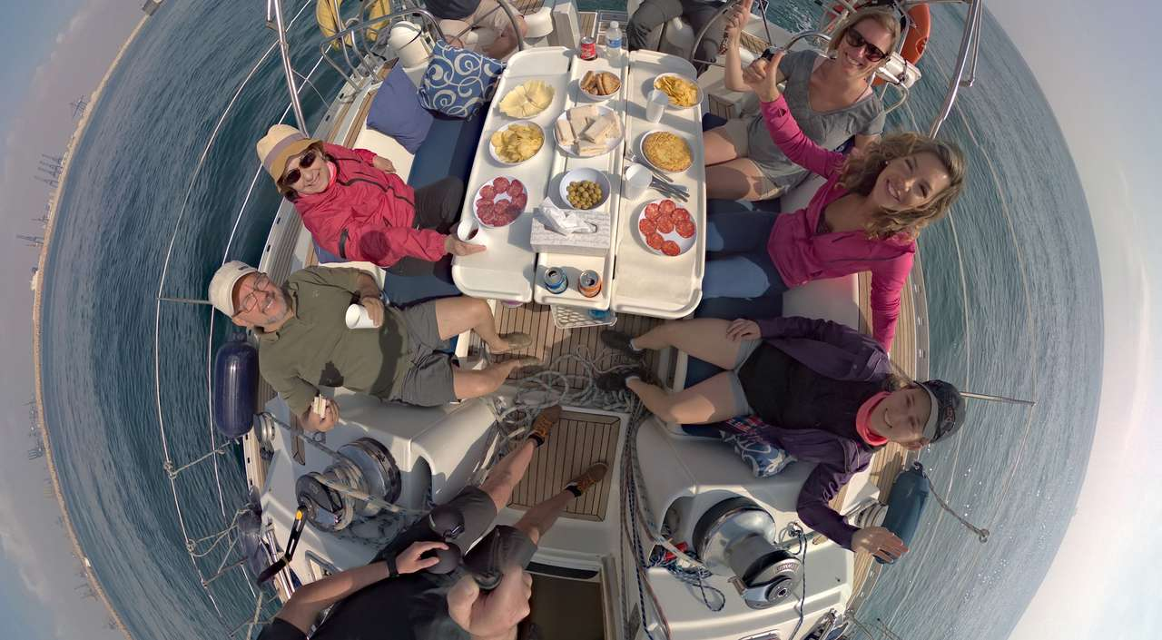 sailing holidays around the world