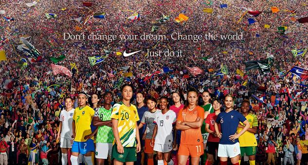 NIKE WORLD CUP