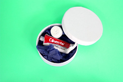 CANESTEN CREAM - Ceramic - Hand made