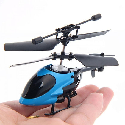 Mini helicóptero RC