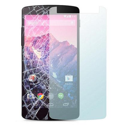 Protector Nexus 5 de cristal templado