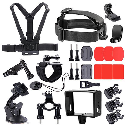 kit accesorios 25 en 1 Gopro