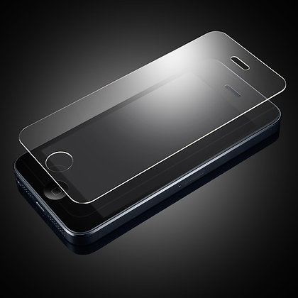 Protector iphone 5S de cristal templado