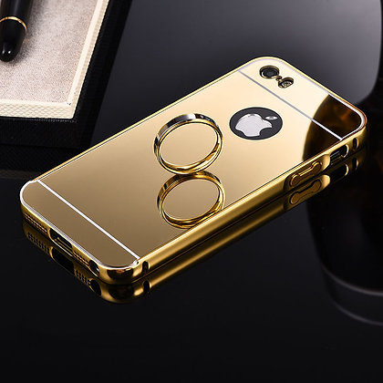Funda luxury iphone 6 marco de aluminio