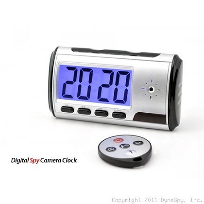 Reloj con alarma de mesa