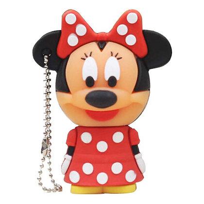 Memoria usb 8gb minnie mouse