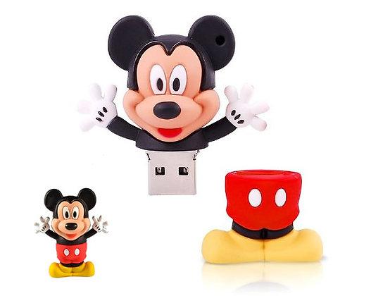 Memoria usb 8gb mickey mouse