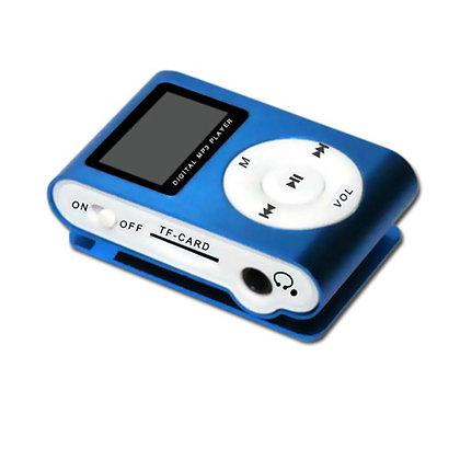 MP3 con pantalla lcd