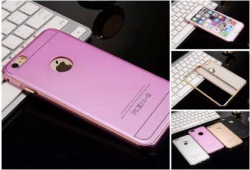 Funda iphone 6 marco de aluminio