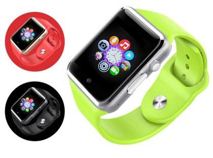 Smartwatch RT80 verde